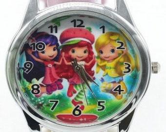 Strawberry Cake Watch (strawberry Shortcake)
