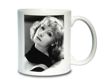 Coffee Mug; Greta Garbo Cm1