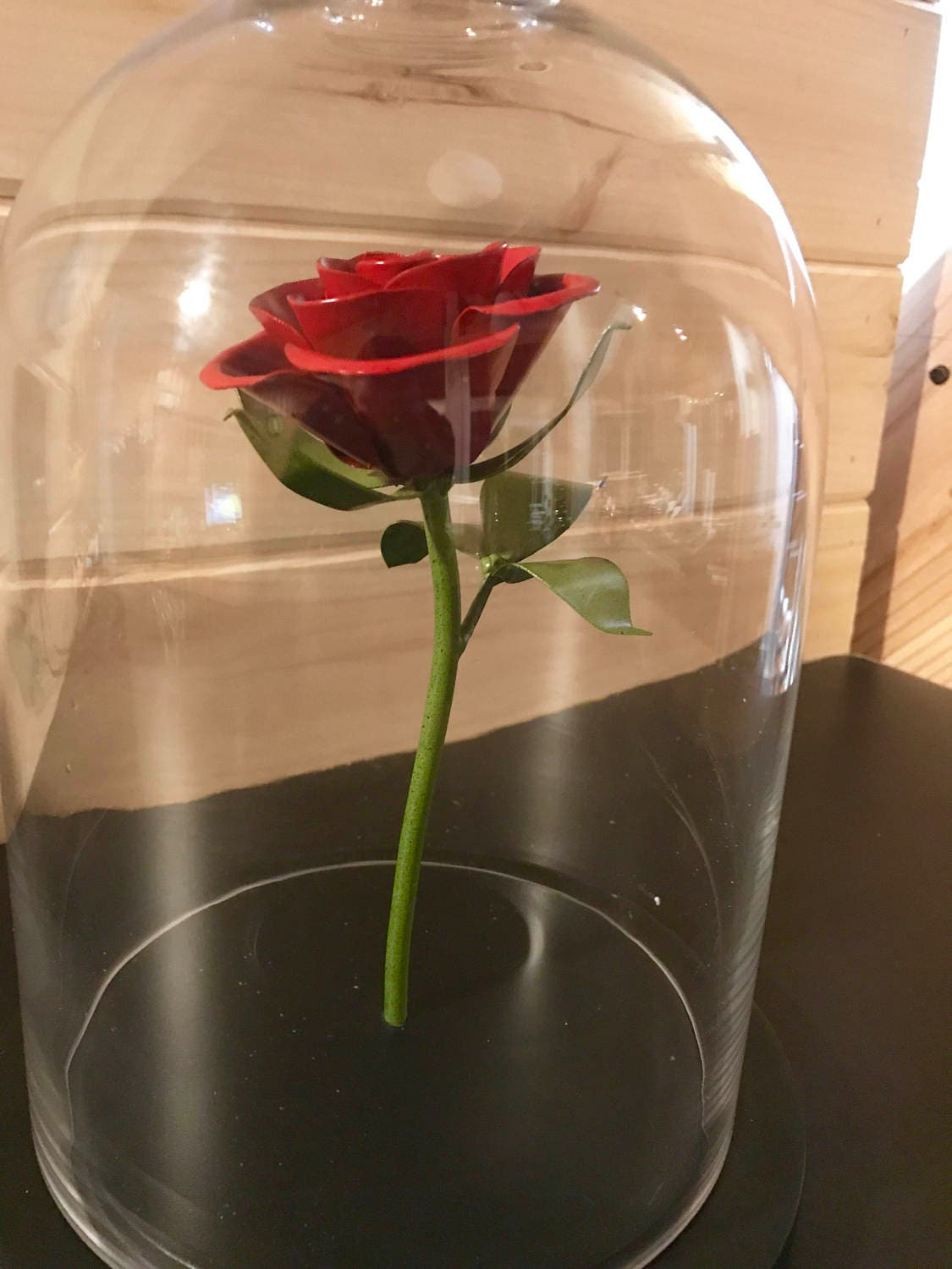 Enchanted metal rose sculpture beauty and the beast a tale as old gallery photo gallery photo gallery photo gallery photo izmirmasajfo