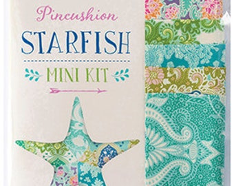 "Tilda USA! The SUNKISS Collection by Tone Finnanger   Starfish Kit Refill   Sun Kiss   7.5""   3 Starfish   Sunshine Sewing"