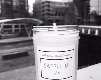 Hand Poured Soy Wax Candles