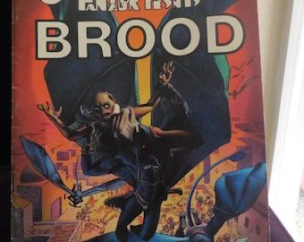 Science Fiction FANTAGOR PRESENTS  BROOD