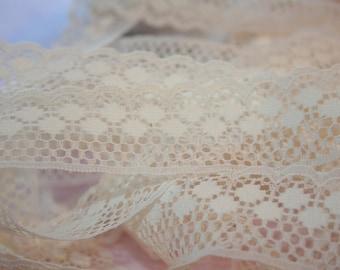 Beautiful Ivory Vintage Lace