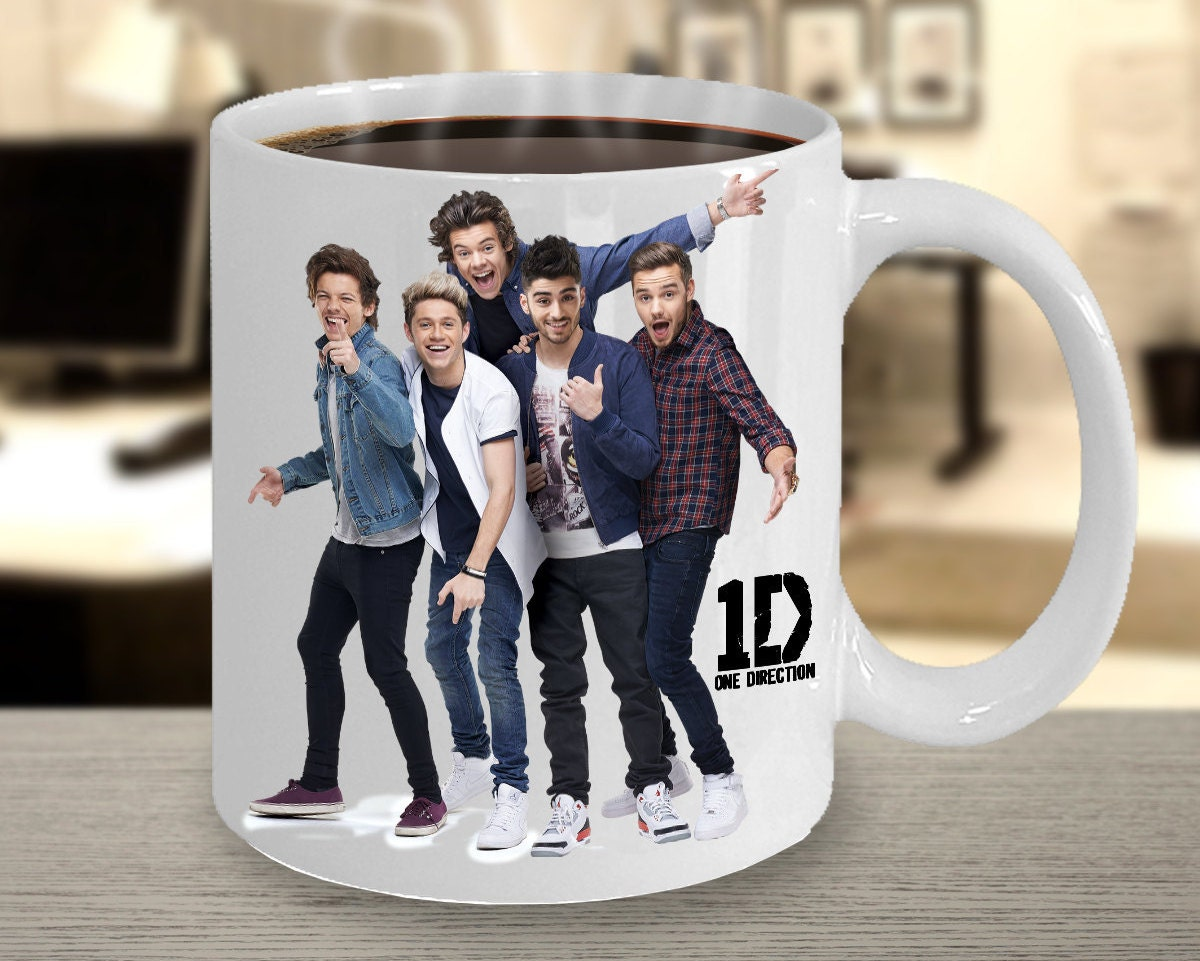 Beautiful One Direction 1D Coffee Mug One Direction