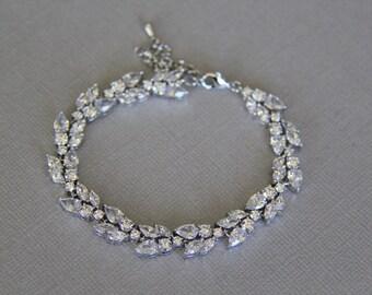 Wedding bracelets etsy junglespirit Choice Image