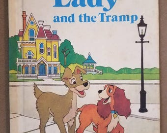 Lady and the Tramp Disney's Wonderful World of Reading Hardcover