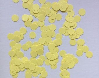 220 Light Yellow Confetti
