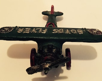 Boyd's flyer cast iron plane