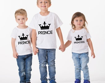 Prince and Princess T-Shirts