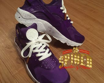 Custom Men Nike Huaraches (see other listing for women and kids)