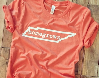 Homegrown Tennessee Tee
