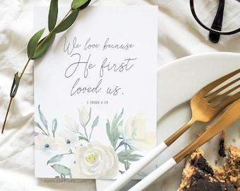 Custom Wedding Favors   Catholic Wedding Favors   5x7 Prints, Individually Packaged