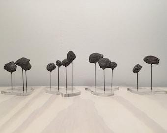 Asteroid field (scenery set)