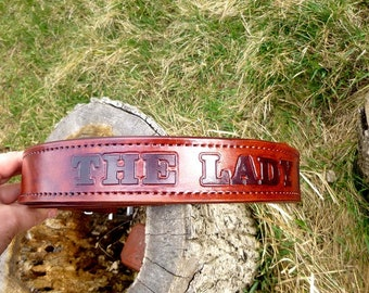Mens leather belt Personalized leather belt Brown Leather Belt custom leather belt custom  belt