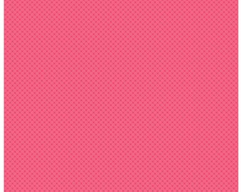 Kisses Tone on Tone Raspberry (C210) - Riley Blake Designs