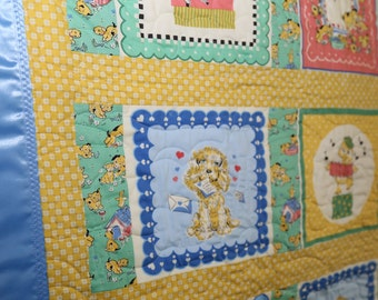 Free Shipping, Boy Quilt, Girl Quilt,Baby Quilt,Baby Girl Quilt, Baby Boy Quilt