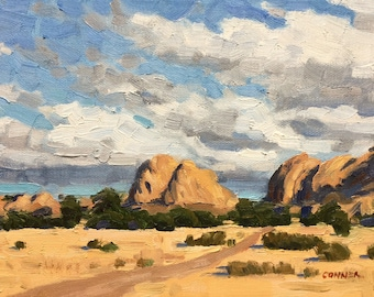 Small Oil Painting 5x7 Landscape