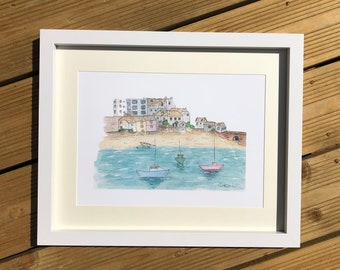 Summer in St Ives