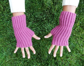 SALE Peruvian Fingerless gloves handmade