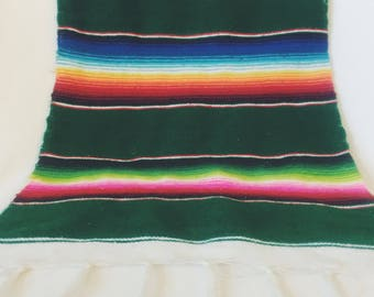 Authentic Serape Textile