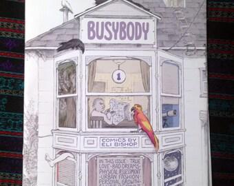 Busybody #1 (minicomic)