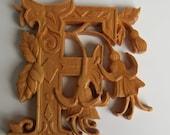Wooden Letters, Wall Lett...