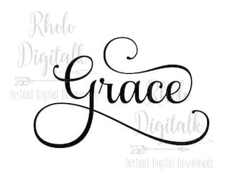 Digital download-grace