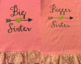 Big sister/little sister dress