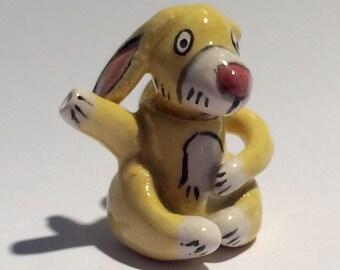 Rabbit Novelty Teapot (Dollshouse)