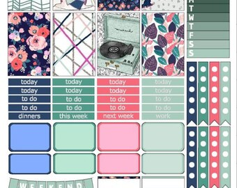 Sophia | Weekly Printable Planner Kit