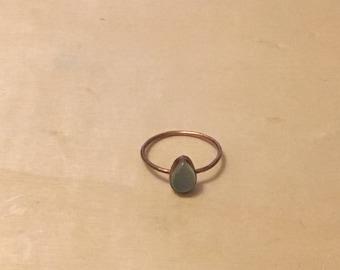 Aqua Andrea Ring