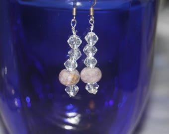 Elegant Drop earrings. Made in Nikiski Alaska