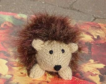 Hedgehog, Stuffed Toy, Plush Hedgehog, Knitted Toy, All Handmade, Stuffed Animal, Hedgehog Toy, Kids Toy, Knitted Hedgehog, Ready to Ship