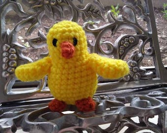 Amigurumi Yellow Chick or Canary