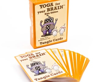 Tangle Cards - Zentangle for Kidz! Edition