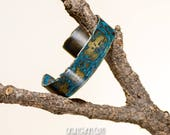 Copper Bracelet with cust...