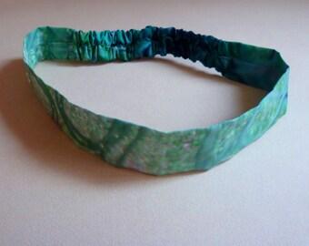 Waterfallllllllllll : Elastic Stretch Headband