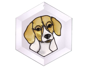 Beagle Sun Catcher
