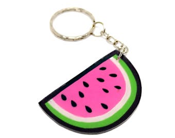 keychain - Watermelon