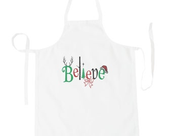 Believe and You can Achieve Apron v967b