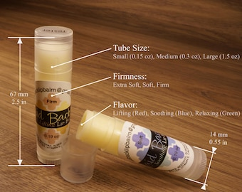 Limited Quantity - Small Lip Balm