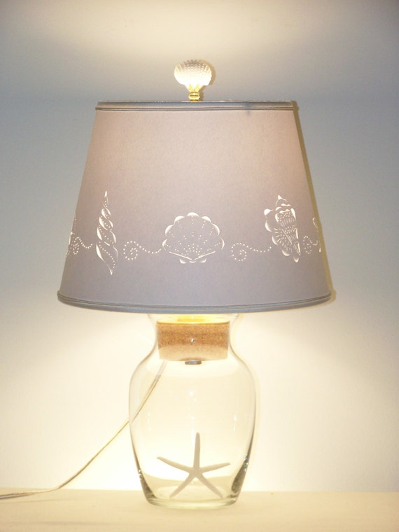 Popular Add your Own Seashell Lamp Fillable Lamp Shell Lamp WR84