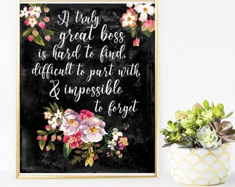 Boss Day Gift Coworker gift Woman Gift Coworker thank you Gift idea Inspirational Going Away Retirement Gift Cubicle decor Desk decor  idm65