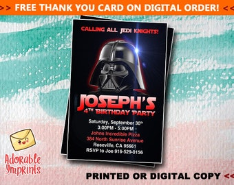 Star Wars Birthday Greeting Free ~ Lego star wars birthday card etsy
