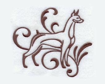 Doberman Pinscher Embroidered Kitchen Towel   Embroidered Tea Towel   Personalized Kitchen Towel   Embroidered Towel   Dog Lovers Gift