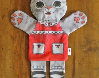 Kitty Hand Puppet