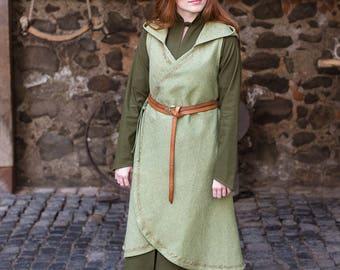 Burgschneider Makers Medieval Fantasy Wrap Dress Dala