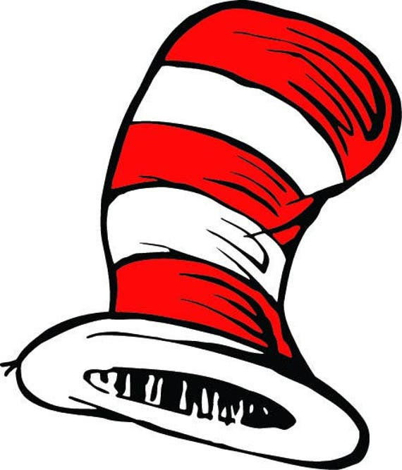 the cat in the hat svg  dr seuss svg  thing 1 and thing 2 knitting clip art images knitting clip art black and white