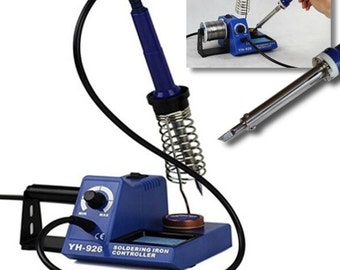 GLS-997, 60W Soldering Iron Set With Thermostat For General Purpose and Electronics
