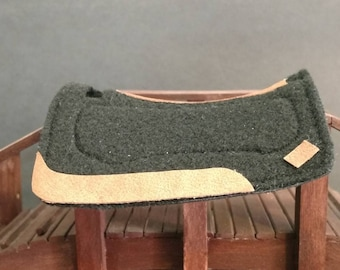 Traditional (1/9th ) Scale Western Saddle Pad